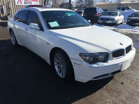used bmw for sale 5000 cheap used bmw 7 series 5 000 110 used cars from 499