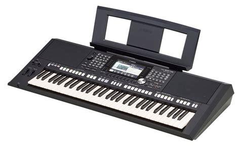 Keyboard Yamaha S975 yamaha psr s975 thomann united states