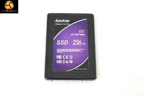 Apotop Ssd 256gb apotop s3c 256gb ssd review kitguru part 3