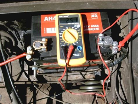 Motorrad Batterie Kaputt by Lichtmaschine Seite 2 Mungaforum Milit 228 Rfahrzeugforum