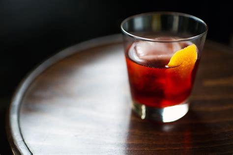 punch negroni is kale cocktails