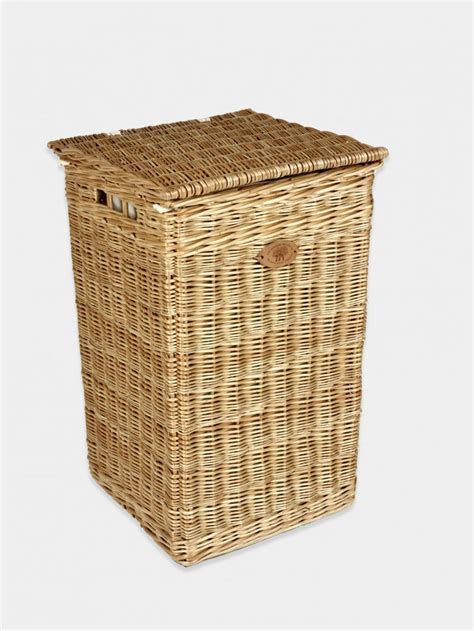 Willow Laundry Willow Laundry Basket Products Somerset Willow England