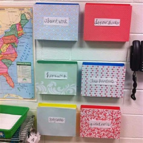 Student Desk Organizers 1000 Ideas About Student Desk Organizers On Pinterest Hacks Classroom Hacks And