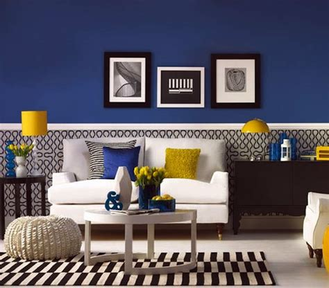 fresh what type of colors make a room look bigger 3033 blue and yellow living room love really like the wall
