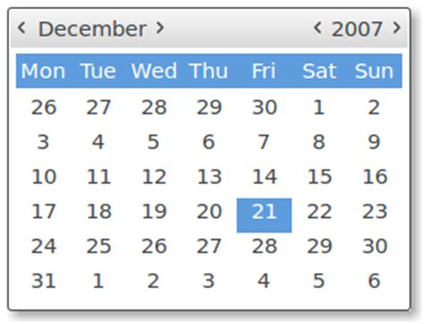 Calendar Java Calendar Java Gnome 4 1 3 Api Documentation