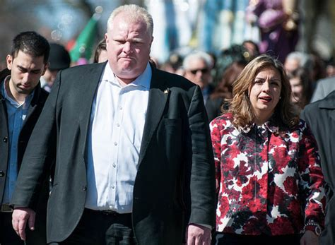Wellesley College Letterhead Rob Ford Removed As Mayor Of Toronto