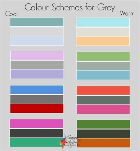 what colour goes with grey 50 shades of grey how to wear it