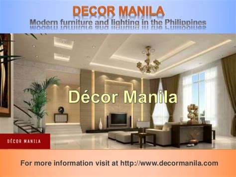 luxury home decor collections in manila philippines