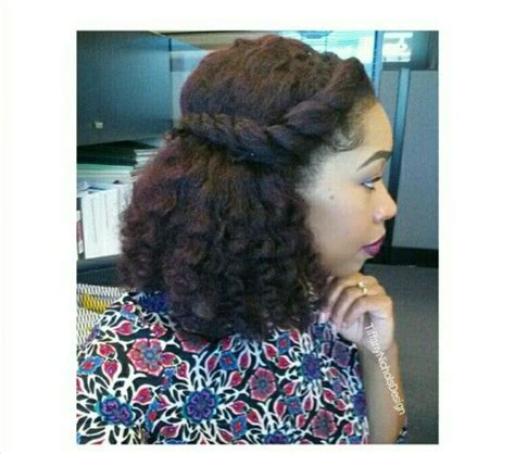 hair styles for wool twist out natural girls rock pinterest natural
