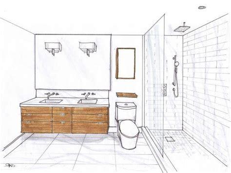 perfekte kleine badezimmer layout badezimmer mit kleinen - Master Badezimmer Layout Ideen