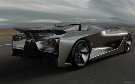 Nissan 2020 Gran Turismo by Nissan Vision Gran Turismo Concept 2020 Widescreen