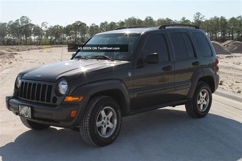 Jeep 4wd Immaculate 4wd 2006 Jeep Liberty