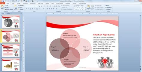 Template Powerpoint 2007 Free animation