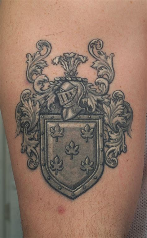 family tattoo bands coat of arms tattoos pinterest tattoo tatting and