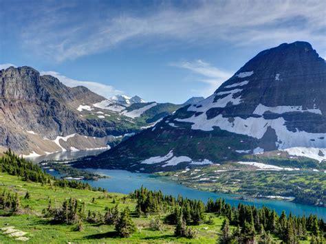 glacier national park hidden lake glacier national park montana 44 wallpapers
