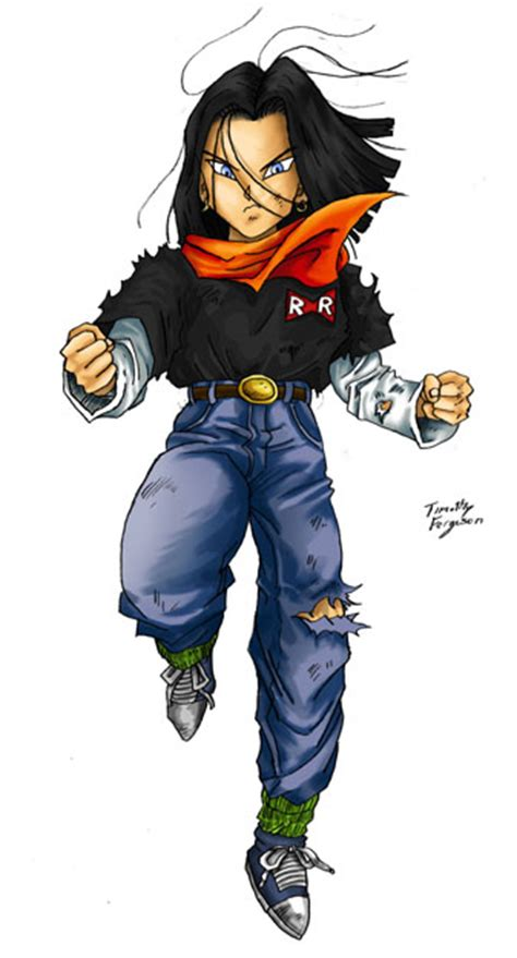 z android 17 1000 images about android 17 on android z and z
