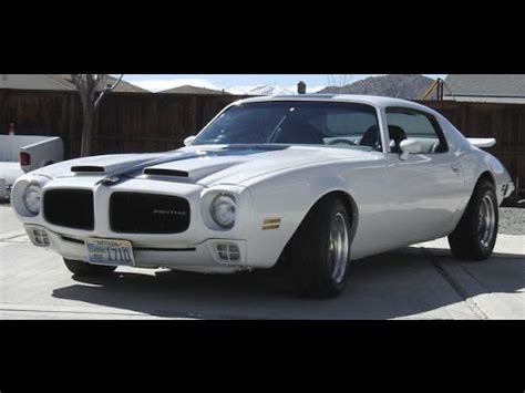 electronic stability control 1969 pontiac firebird head up display 1970 pontiac firebird formula 400 supercharged hd full youtube
