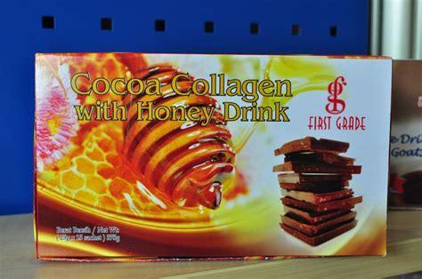Cocoa Honey Collagen aku insan kerdil petua hilangkan jeragat di muka