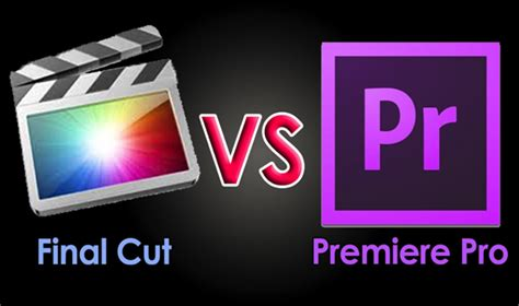 final cut pro vs after effects adobe premiere vs final cut pro which one is good for you