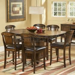 leahlyn counter height dining room set gallery