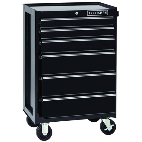craftsman 6 drawer rolling tool cabinet craftsman 6 drawer heavy duty ball bearing rolling cabinet