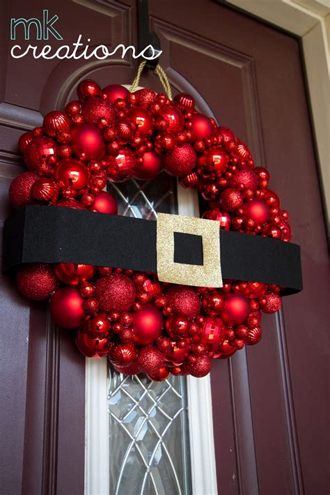 christmas decorations diy 39 breathtaking diy christmas door decorations in 2015