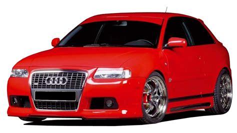 Audi A3 96 Paraurti Anteriore Audi A3 96 00 New Style