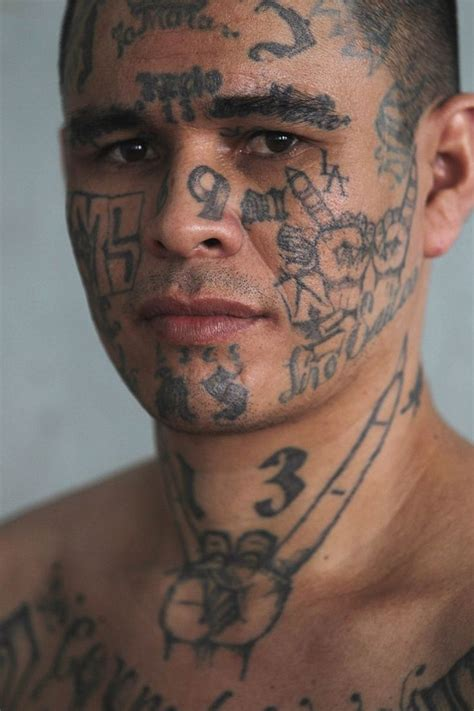 gang face tattoos 1000 images about ink on county
