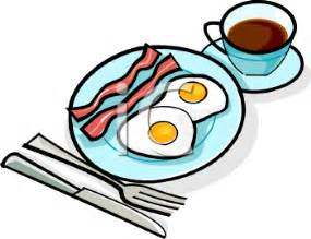 bacon eggs and coffee clipart image foodclipart com