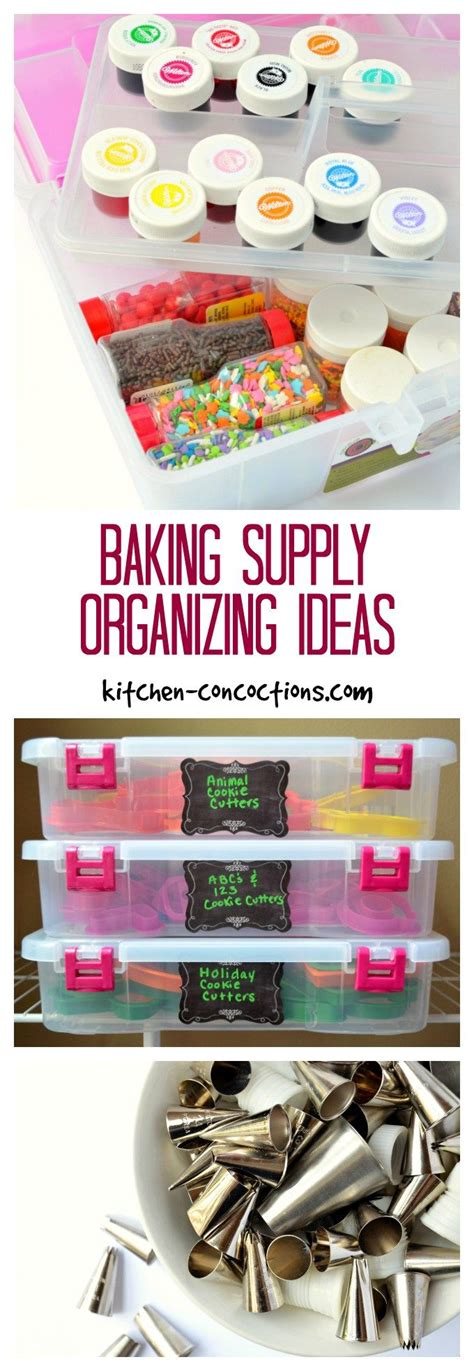 baking supply organization 25 best ideas about baking storage on pinterest baking