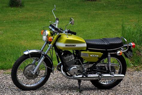 Suzuki 350 Motorcycle Suzuki T 350 R 1973 From Jacky Basconnet