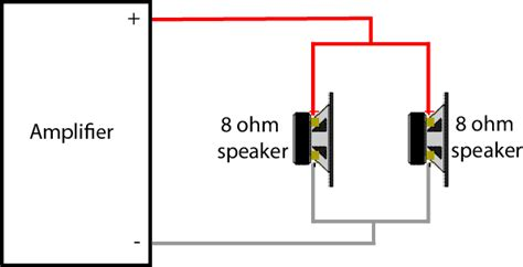 how to connect 2 speakers to 1 lifier geoff the grey