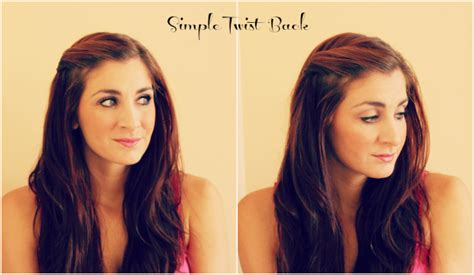 12 simple ways to wear bobby pins ma nouvelle mode twist pin