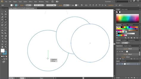 3 Drawing Modes In Illustrator by Illustrator Cs6 Introducing Drawing Modes Lynda