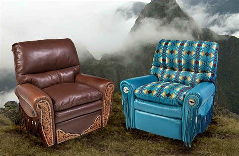 western recliners the ultimate recliner leather cowhide
