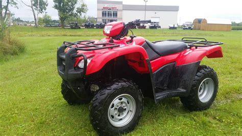 honda foreman for sale 2012 honda fourtrax foreman 4x4 for sale de forest wi