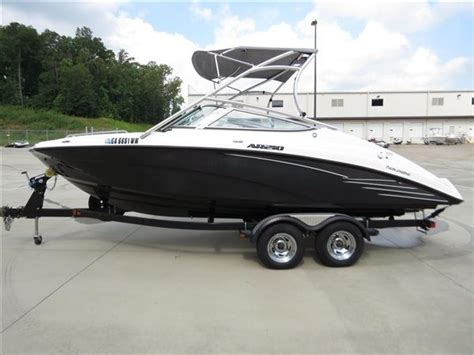 yamaha boats for sale atlanta 2012 yamaha ar 210 black jet boat only 66h for sale in