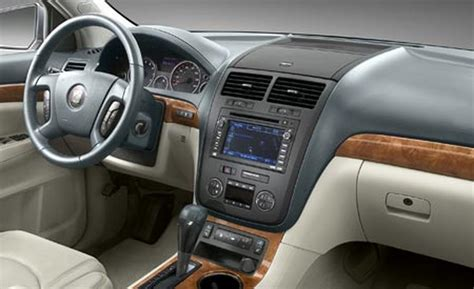 Saturn Outlook Interior by 2007 Saturn Outlook Interior 2015 Best Auto Reviews