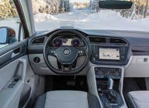 2018 vw tiguan specs release date and price 2018 cars
