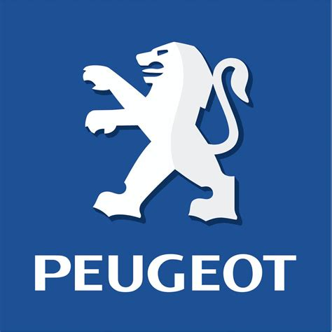 peugeot lion peugeot logo peugeot car symbol meaning and history car