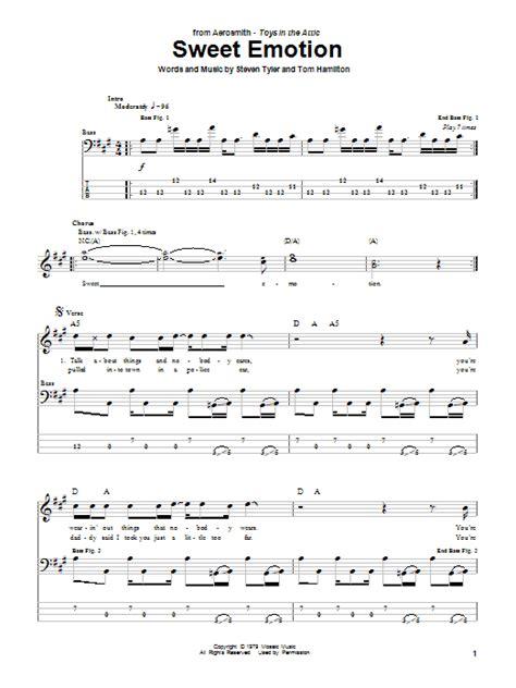 Aerosmith Guitar Chords
