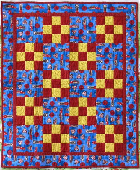 Fabric Krazy Quilt Shop by Quilts For