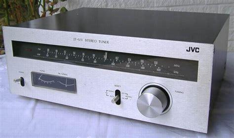 Tuner Tv Jvc jvc vintage tuners