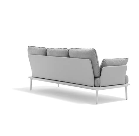 divani per hotel divano outdoor a tre posti modello reva per hotel e
