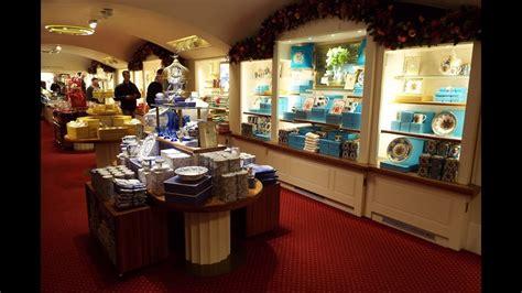 inside the buckingham palace shop 2017 youtube