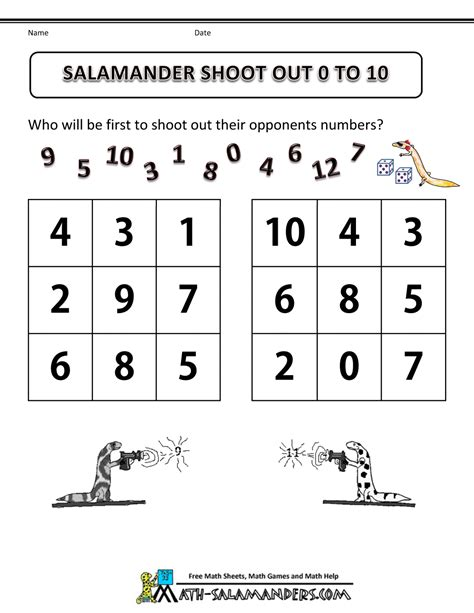 printable addition games for first grade math addition games for kids