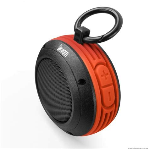 bluetooth speaker rugged divoom voombox travel rugged portable bluetooth speaker