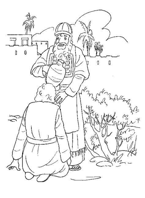 coloring pages with bible stories free coloring pages of bible story of job