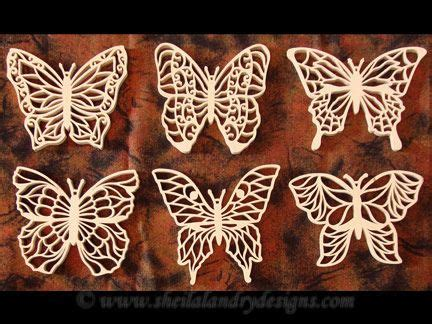 scroll  butterfly patterns  woodworking projects