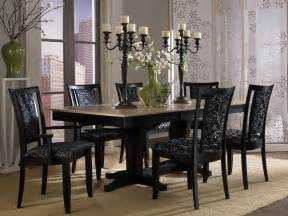 Black Dining Room Set Canadel Dining Room Sets New York Dining Room Unique